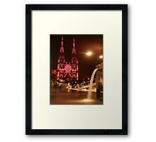 There's Something About Mary, Cook & Phillip Framed Print