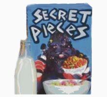 Secret Pieces! by Pano-Designs