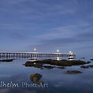 Point Lonsdale pier by marcusjohn