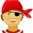 Little Pirate Boy by Andrea Meyer