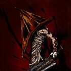 Pyramid Head by DanielBDemented
