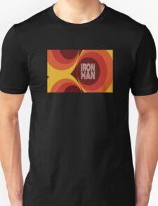 "Retro Superheroes "" Iron Man"" T-Shirt"