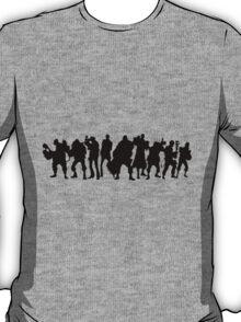 Tf2 Sillhouetes  T-Shirt