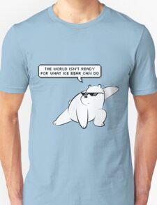 Ice Bear - We Bare Bears T-Shirt