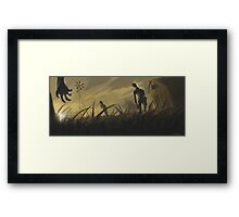 Dead Harvest Framed Print