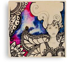Jenessa Fairy Canvas Print