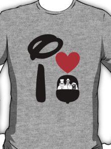 I Heart Haunted Mansion T-Shirt