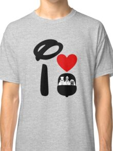 I Heart Haunted Mansion Classic T-Shirt