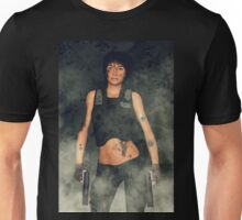 Cyborg Mercenary Unisex T-Shirt