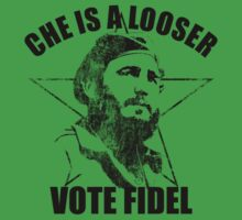 che is a loser One Piece - Short Sleeve