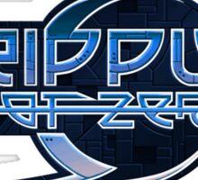 Ripple Dot Zero Logo Sticker