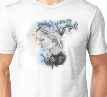 Geometric Angel  Unisex T-Shirt