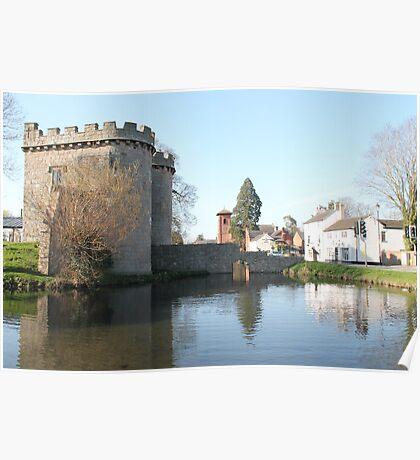 Whittington Castle Poster