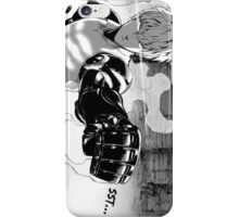 genos 2 ☆ iPhone Case/Skin