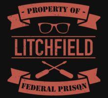 ORANGE IS THE NEW BLACK - LITCHFIELD PRISON Kids Tee