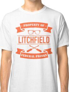 ORANGE IS THE NEW BLACK - LITCHFIELD PRISON Classic T-Shirt
