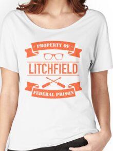 LITCHFIELD PRISON Women's Relaxed Fit T-Shirt