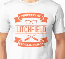 ORANGE IS THE NEW BLACK - LITCHFIELD PRISON Unisex T-Shirt