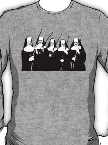 Nuns with Guns T-Shirt