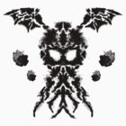 Call of Cthulhu Ink Blot by JustSandN
