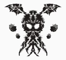 Call of Cthulhu Ink Blot by James Battershill