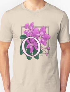 O is for Orchid T-Shirt
