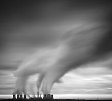 Fiddlers Ferry Power Station by Andy Howe