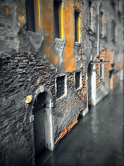 Old Wall  by Tate1984