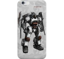 Death Squad Bounty Hunter Mech iPhone Case/Skin