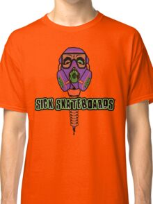 Sick Skateboards Spine Classic T-Shirt