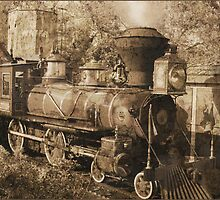 Steam Locomotive by Kevin McLeod