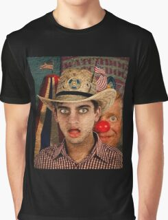 Glenn Beck: Manipulating America Graphic T-Shirt