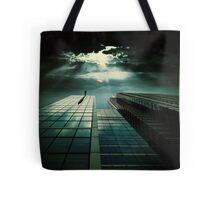 Black Sypmphony Tote Bag