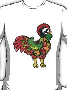 Cute Kawaii Barcelos Rooster T-Shirt