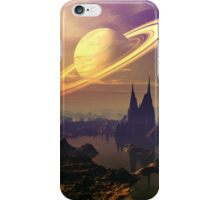 Ringed World iPhone Case/Skin