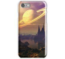 Ringed World iPhone Case/Skin