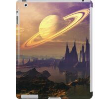 Ringed World iPad Case/Skin