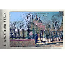 Greetings from Chernivtsi I (Postcard) Photographic Print