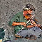 Street Song by Kathy Baccari