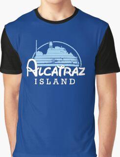 Alcatraz Island Graphic T-Shirt