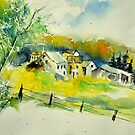 watercolor 311020 by calimero