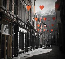 Valentines Day, Namur, Belgium by DaveTurner