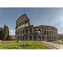 Colosseum   Rome Photographic Print