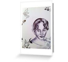Gentle Spirit Greeting Card