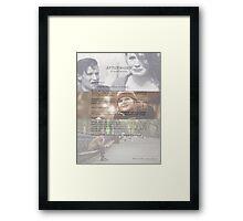 Afterword By Amelia Williams Framed Print