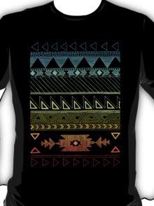 Native American Geometric Pattern T-Shirt