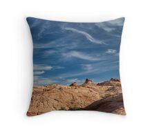 Escalante Skies Throw Pillow