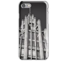 Manchester Unity Tower iPhone Case/Skin