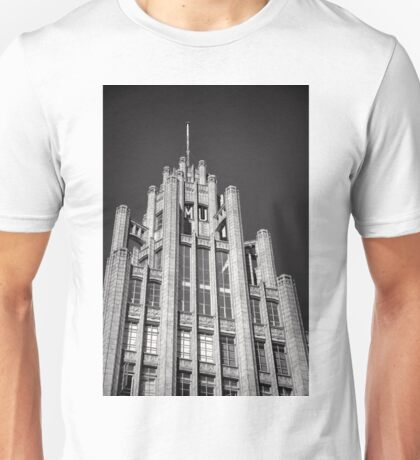 Manchester Unity Tower Unisex T-Shirt