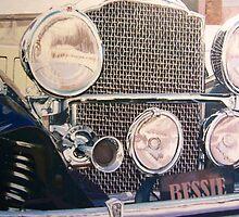 1930 Packard by Kate Wood
